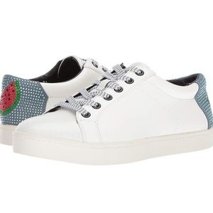 Circus by Sam Edelman Watermelon White Sneakers